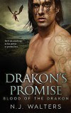 Drakon's Promise - N J Walters