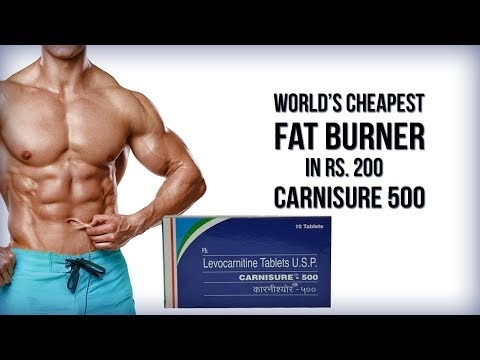 Carnisure 500 - World's Cheapest Fat Burner in Rs. 200 | Guaranteed Results