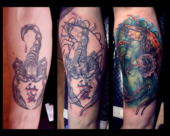 Tattoo Inspiration Worlds Best Tattoos Tattoos Tim Pangburn Tattoomagz