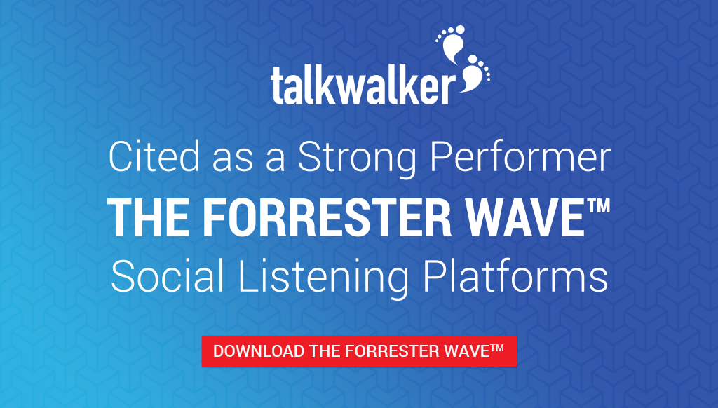 Talkwalker - cited as a strong performer