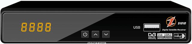 ZATBOX S-1010 NOVA ATUALIZAÇÃO - 04/05/17