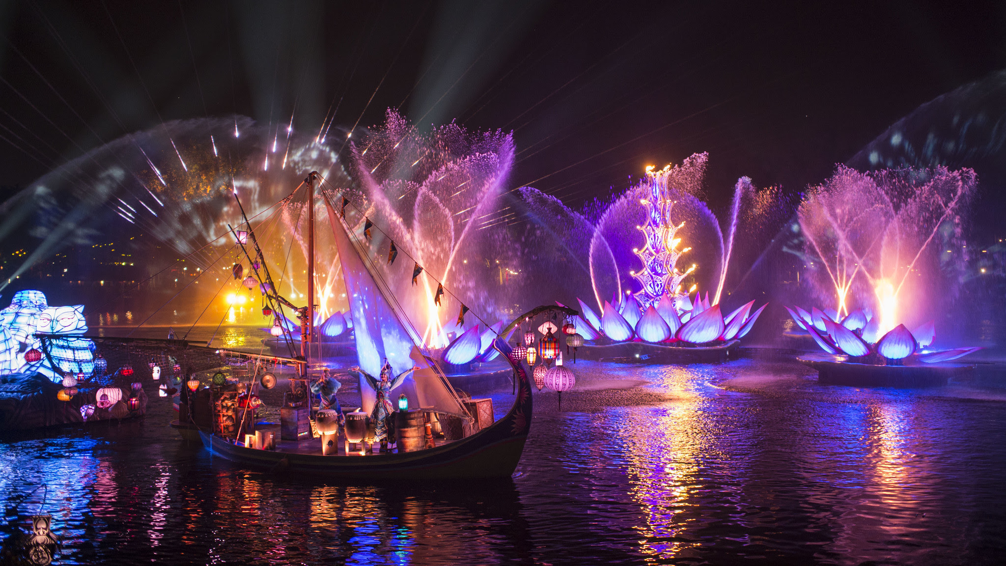 First look: Rivers of Light at Disneys Animal Kingdom  Orlando Sentinel
