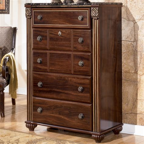 signature design  ashley gabriela chest   drawers