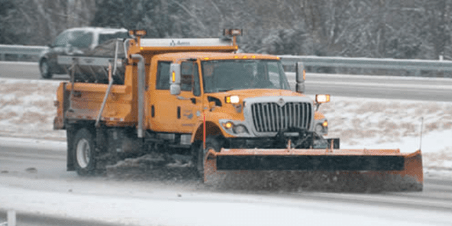 Modot Snow Plow Truck