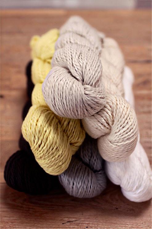 Purl Soho Blanket #1