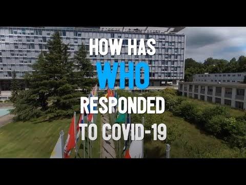 VIDEOWALL: WHO Response to Covid-19