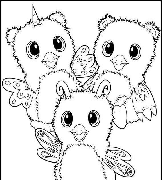 Coloriage Magique Addition Coloriage Hatchimals