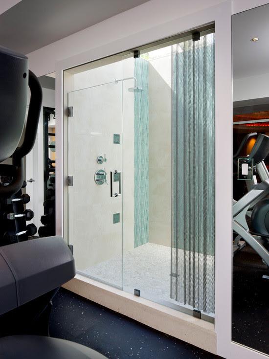 Laurel Woods Gym Shower (Boston)