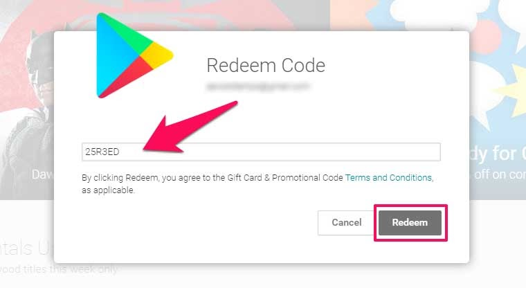 20 TUTORIAL FREE PLAY STORE REDEEM CODES WITH GENERATE