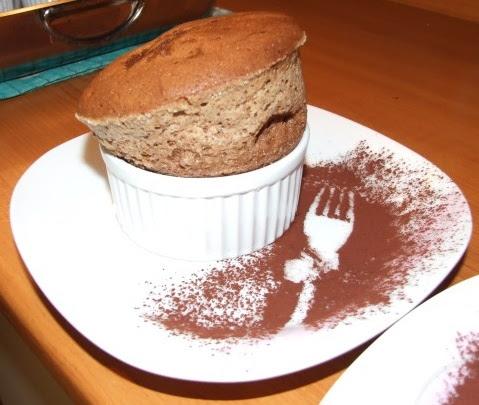 шоколадное суфле, рецепт десерта, вкусный десерт, рецепты с шоколадом, легкие десерты, быстрый вкусный десерт
