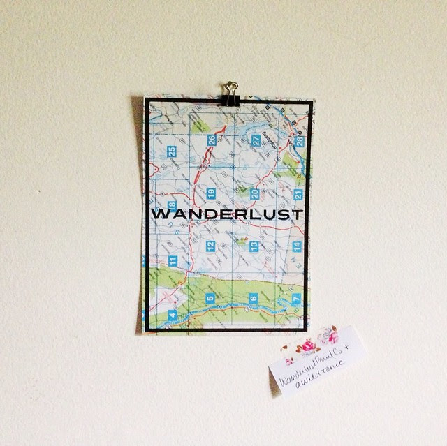 Wanderlust Print Co // WanderlustPrintCo on Etsy