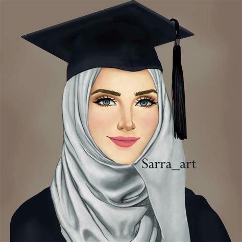 images  hijab cartoon  pinterest hijabs