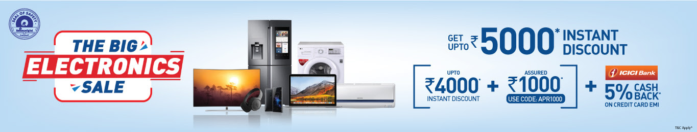 Reliance Digital | Shopping made Affordable. Extra Savings up to 5000 on Air Conditioners , Refrigerators, Air Coolers, Televisions, Smartphones, Laptops and many more.