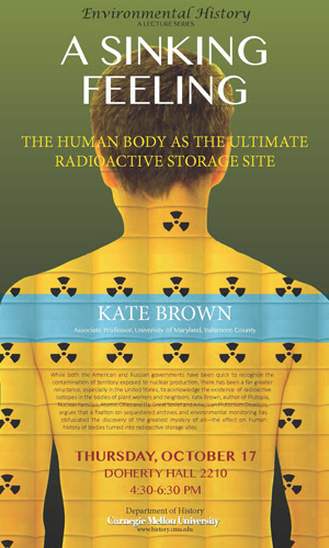 Kate Brown Lecture