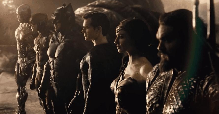 Zack Snyder Cut Justice League DC