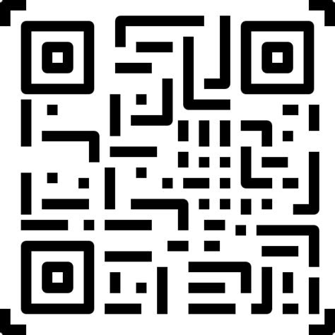 qr code  technology icons