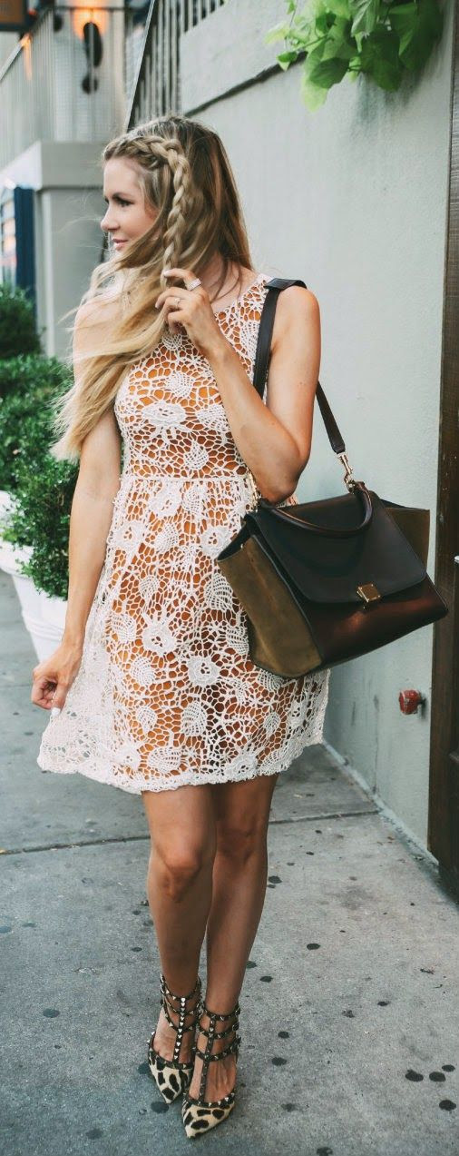 Daily New Fashion : MAISON JULES by Barefoot Blonde