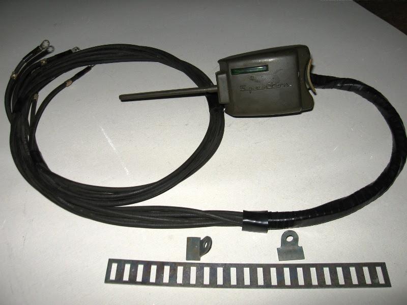 M715 Wiring Harnes