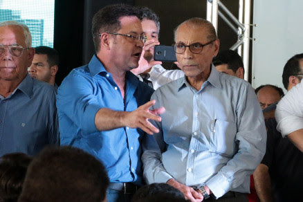 Eduardo Botelho e Júlio Campos 04-08-2018