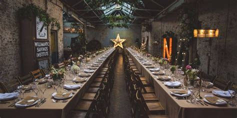 Our Top Ten Industrial Wedding Venues in the UK