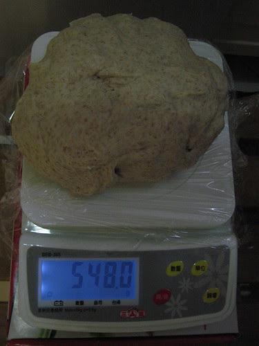 2010_1016_手工全麥麵包_初體驗