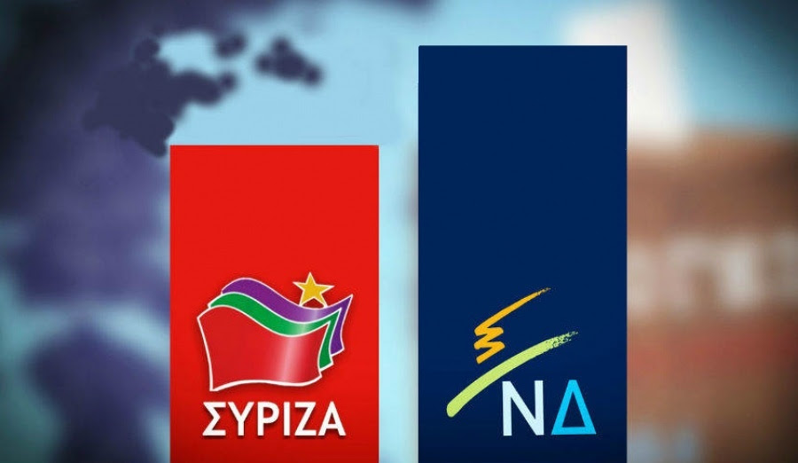 Politico: Προβάδισμα 9,3% για ευρωεκλογές η ΝΔ - Προηγείται με 35,12% έναντι 25,8% του ΣΥΡΙΖΑ