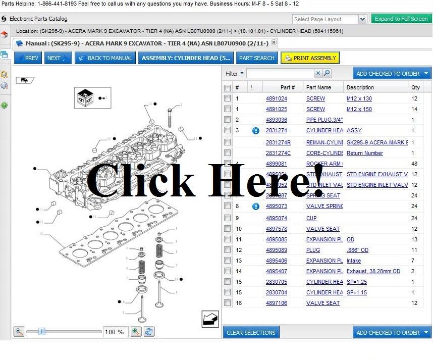Kobelco Wiring Diagram
