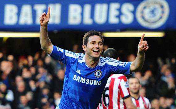 Lampard edges Blues past Sunderland