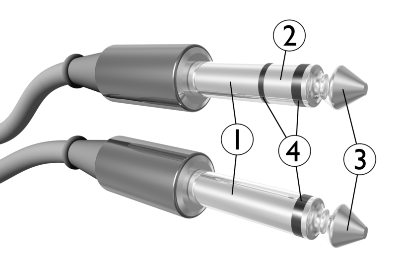 3.5mm jack, TRS or TRRS Connectors