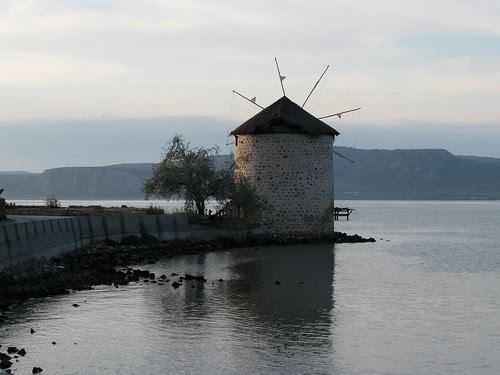 Windmill at Perama