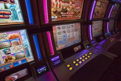 Обзор игрового автомата columbus deluxe