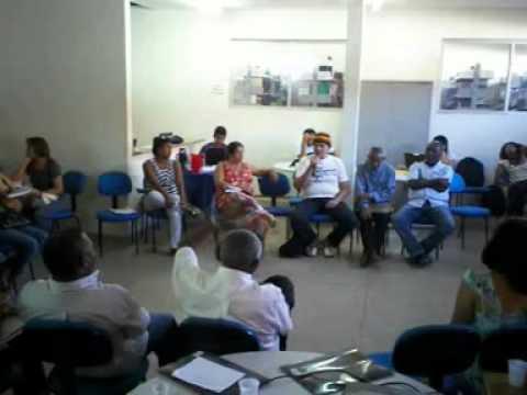 1° Oficina Preparatória Do Projeto Mapeamento Social