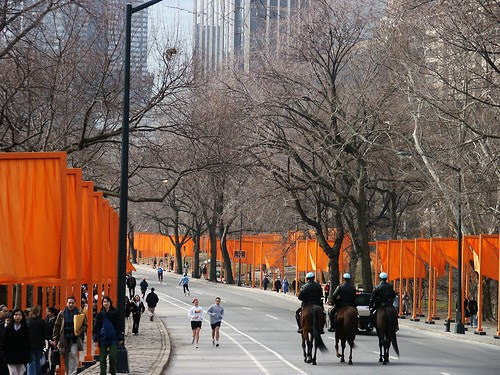 The Gates in New York City