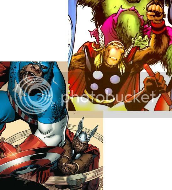 Thor Alternative Versions