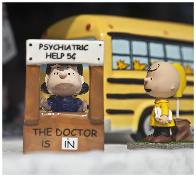 Psychiatric Help (Hannibal Store Window)