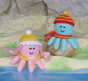 Jean Greenhowe's Jolly Octopuses