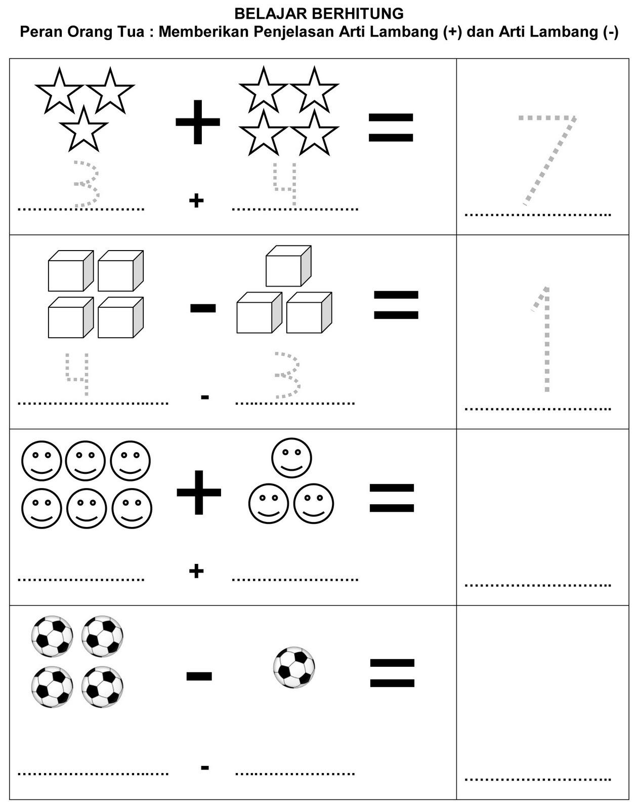 Ayo Belajar Matematika Untuk Anak Usia Dini Pdf