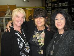 Terri, Wendy and Mom!