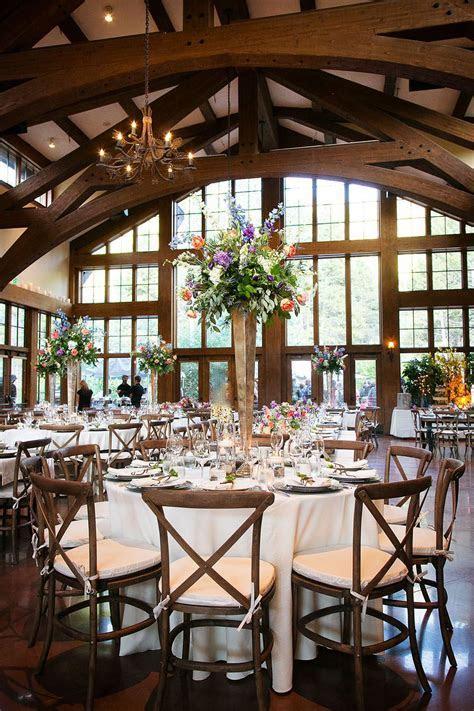 Donovan Pavilion Vail Wedding reception photos   Denver