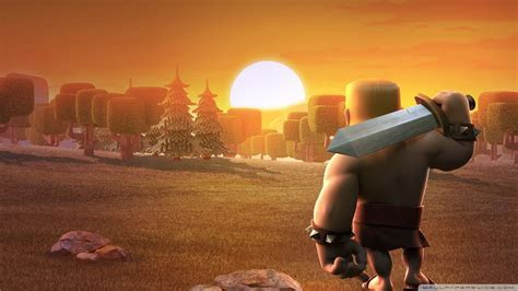 60  Wallpaper HD Android Clash of Clans (COC) Terbaru