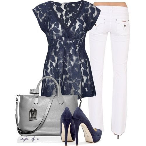 Blue Suede Shoes (girls,dress,girl,fashion,style,clothes,polyvore,our picks)