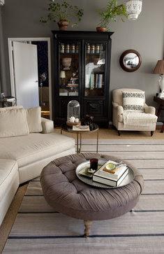 SoHo Loft eclectic family room