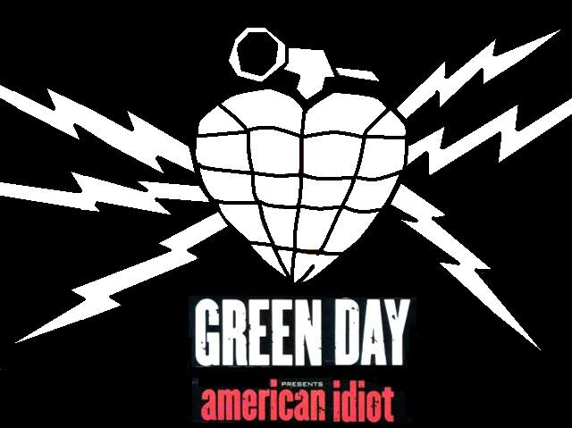 Logo Green Day by ZandiieArmstrong on deviantART