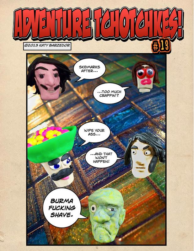Adventure Tchotchkes! #13