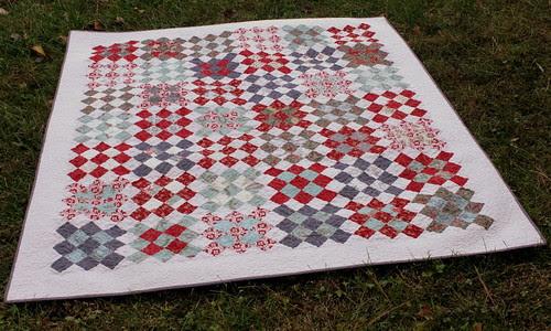 etchings granny square quilt