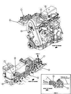 2002 Nissan/Datsun Maxima 3.5L FI DOHC 6cyl | Repair
