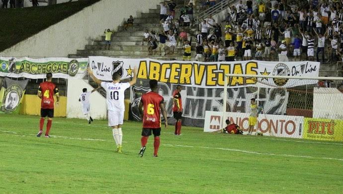 Globo FC x ABC Echeverría (Foto: Andrei Torres/ABC)