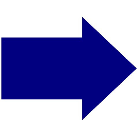 blue arrow clipart png  cliparts    hddfhm