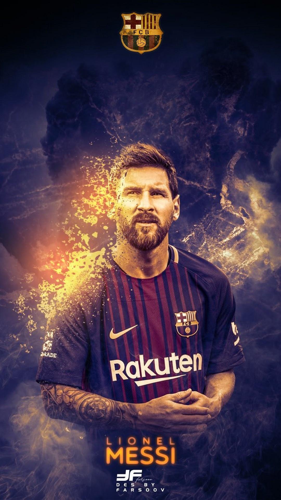 Leo Messi Hd Wallpaper For Iphone 2019 Football Wallpaper