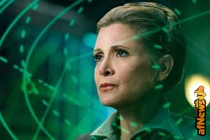 No, niente principessa Leia in Star Wars 9…